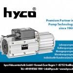 Marketing Maschinenbau - Konzeption Anzeigen/Banner hyco