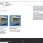 Webseitenkonzept KMU Einzelprodukte
