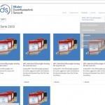 Webseitenkonzept KMU Serienprodukte