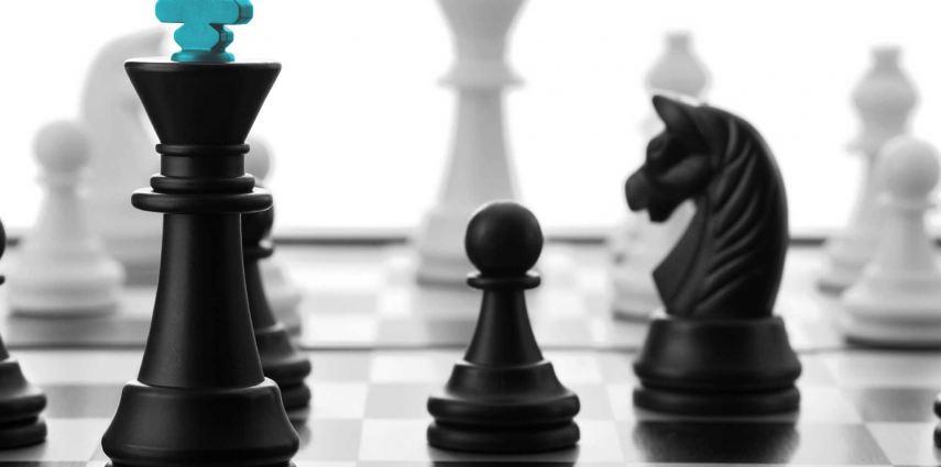 Strategische Schachzüge