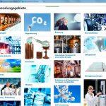 Marketing Maschinenbau - Website hyco - Anwendungsgebiete Pumpen