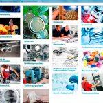 Marketing Maschinenbau - Website hyco - Anwendungsgebiete Pumpen 2