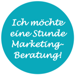 Button Marketing Sprechstunde