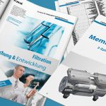 Marketing Maschinenbau Katalog hyco Vakuumtechnik