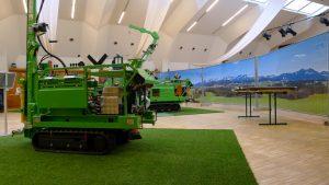 Ausstellung Roadshow Österreich